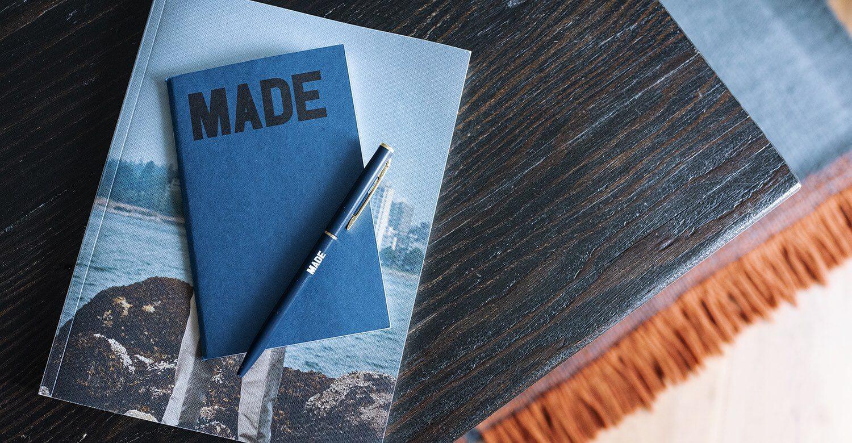 MADE Notebook