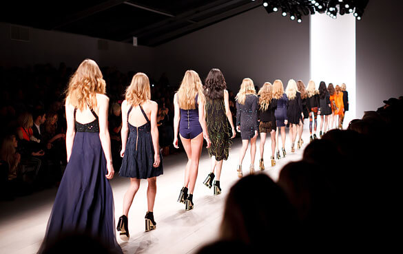 Fashion Week Runway